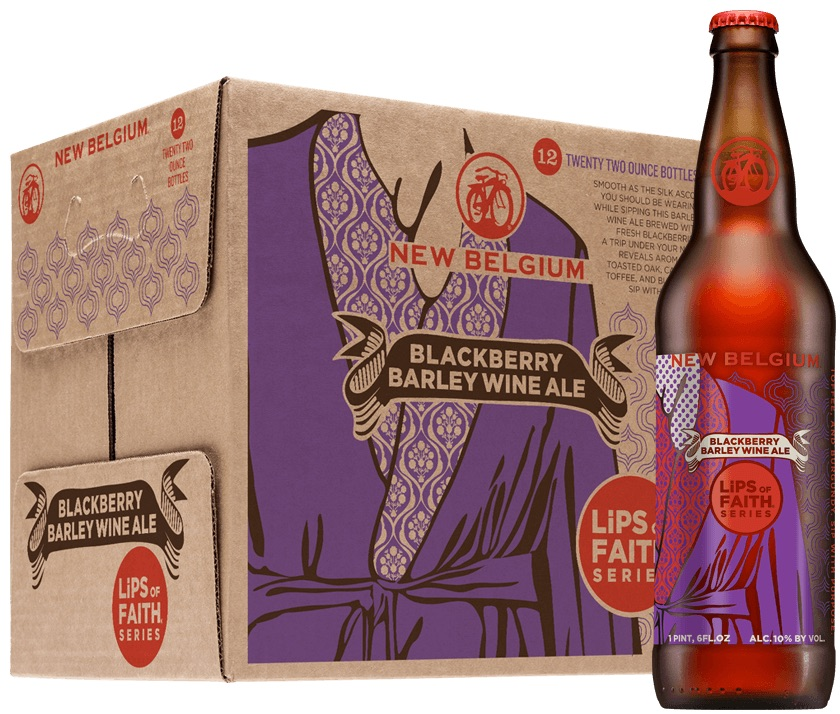 New Belgium Blackberry Barley Wine
