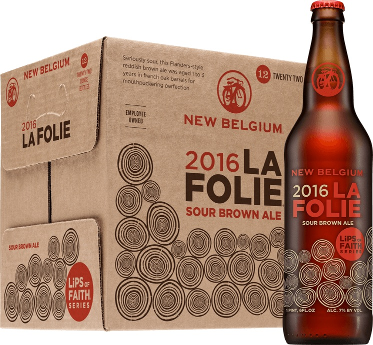 New Belgium La Folie Sour Brown Ale