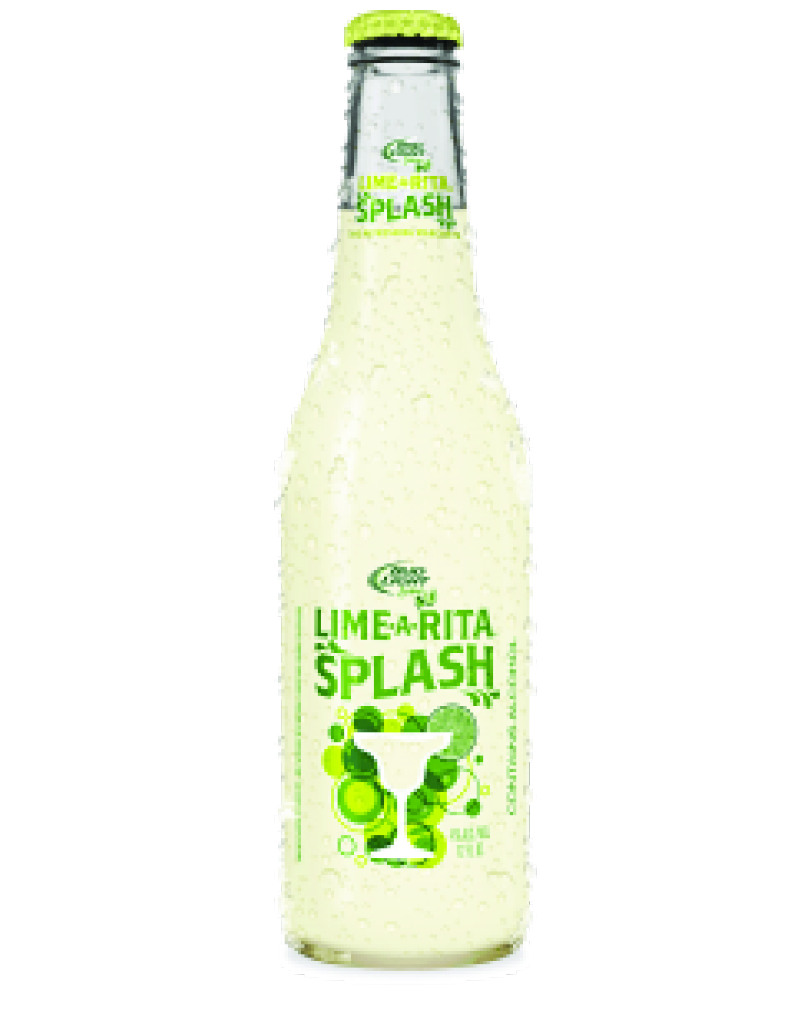Bud Light Lime-A-Rita Splash