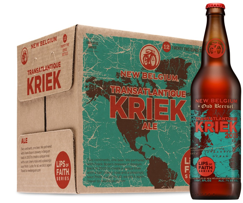 New Belgium Transatlantique Kriek Ale