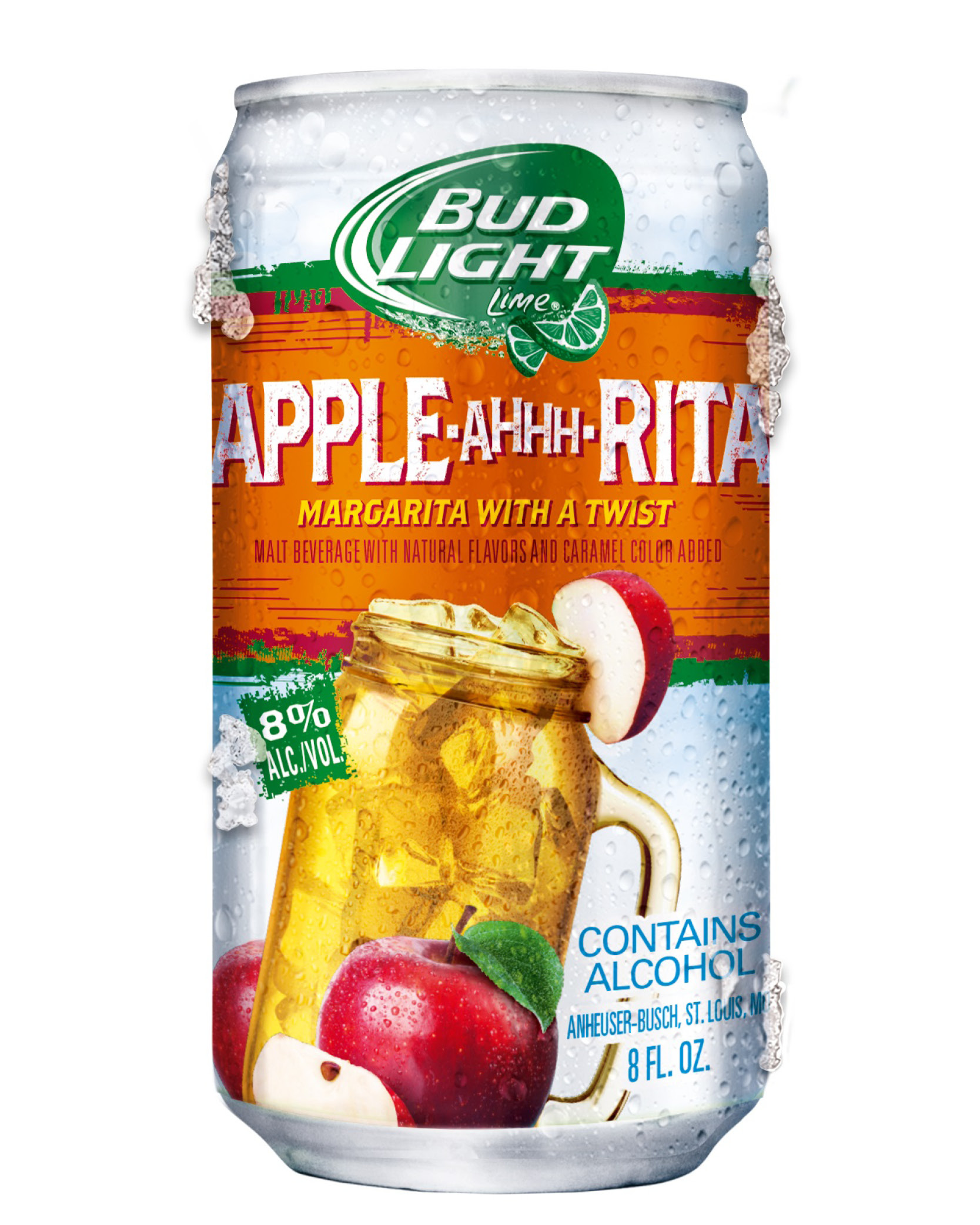 Bud Light Lime Apple Ahhh Rita