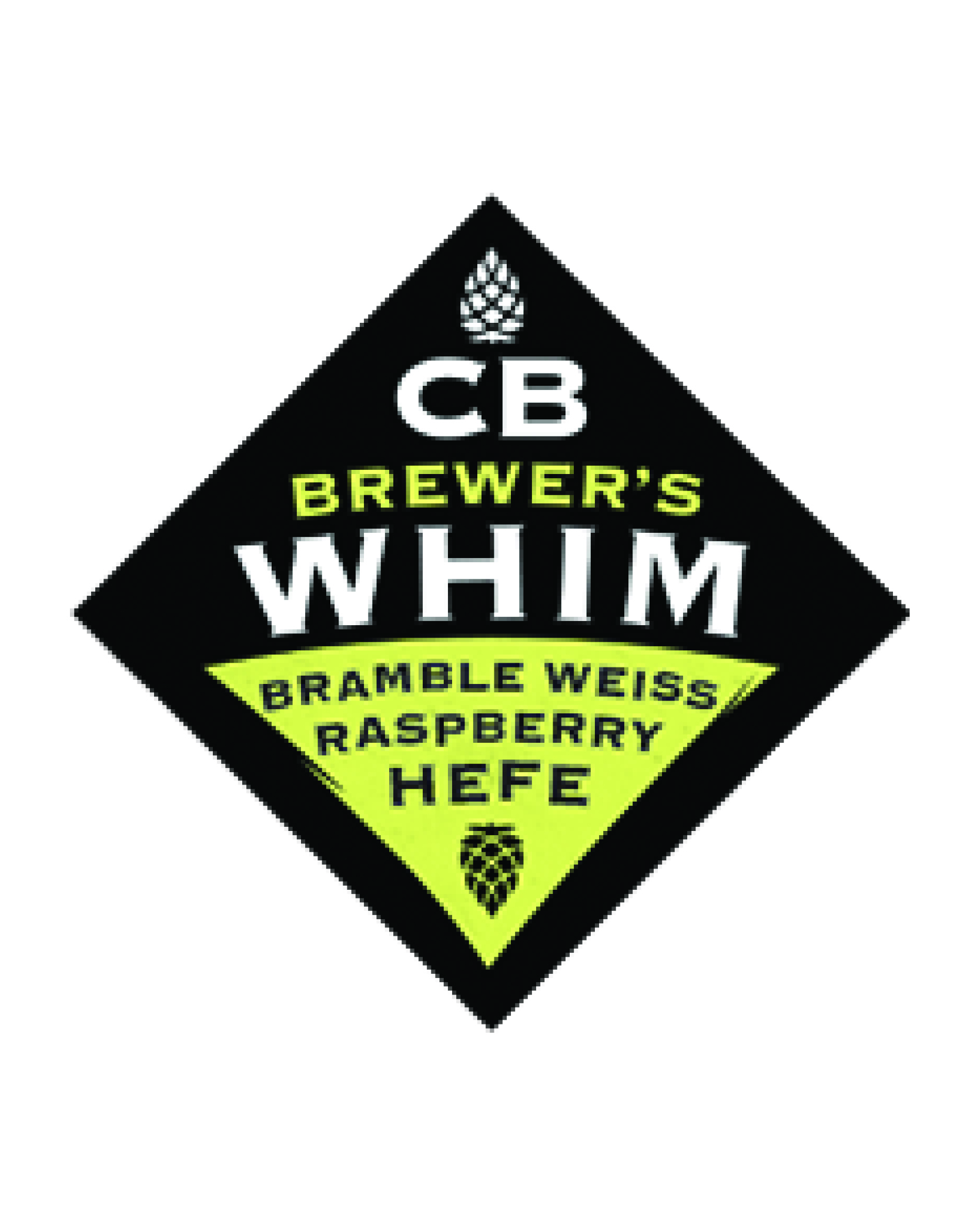 Craft Brewers Brewer's Whim Bramble Weiss Raspberry Hefeweizen
