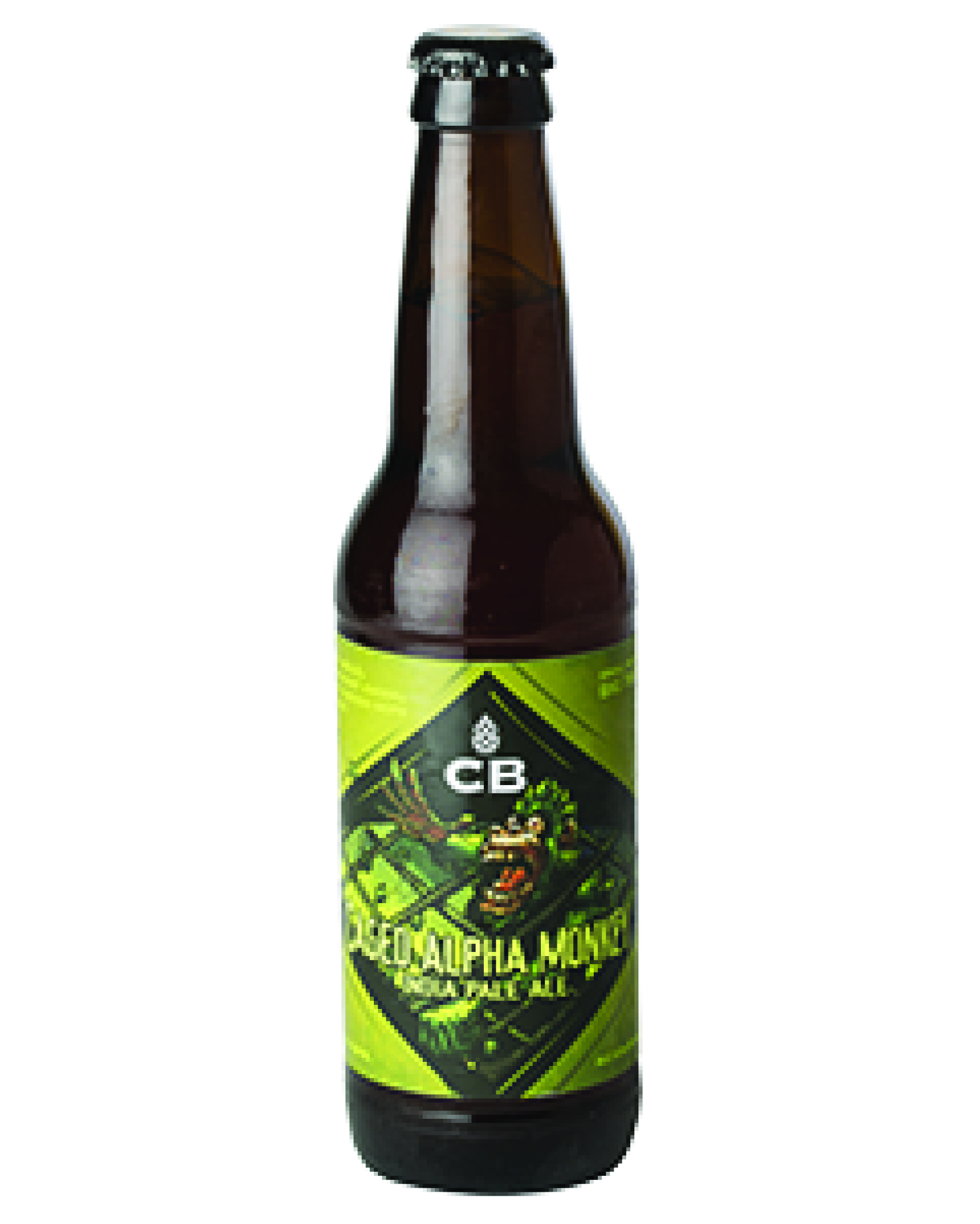 Craft Brewers Caged Alpha Monkey IPA