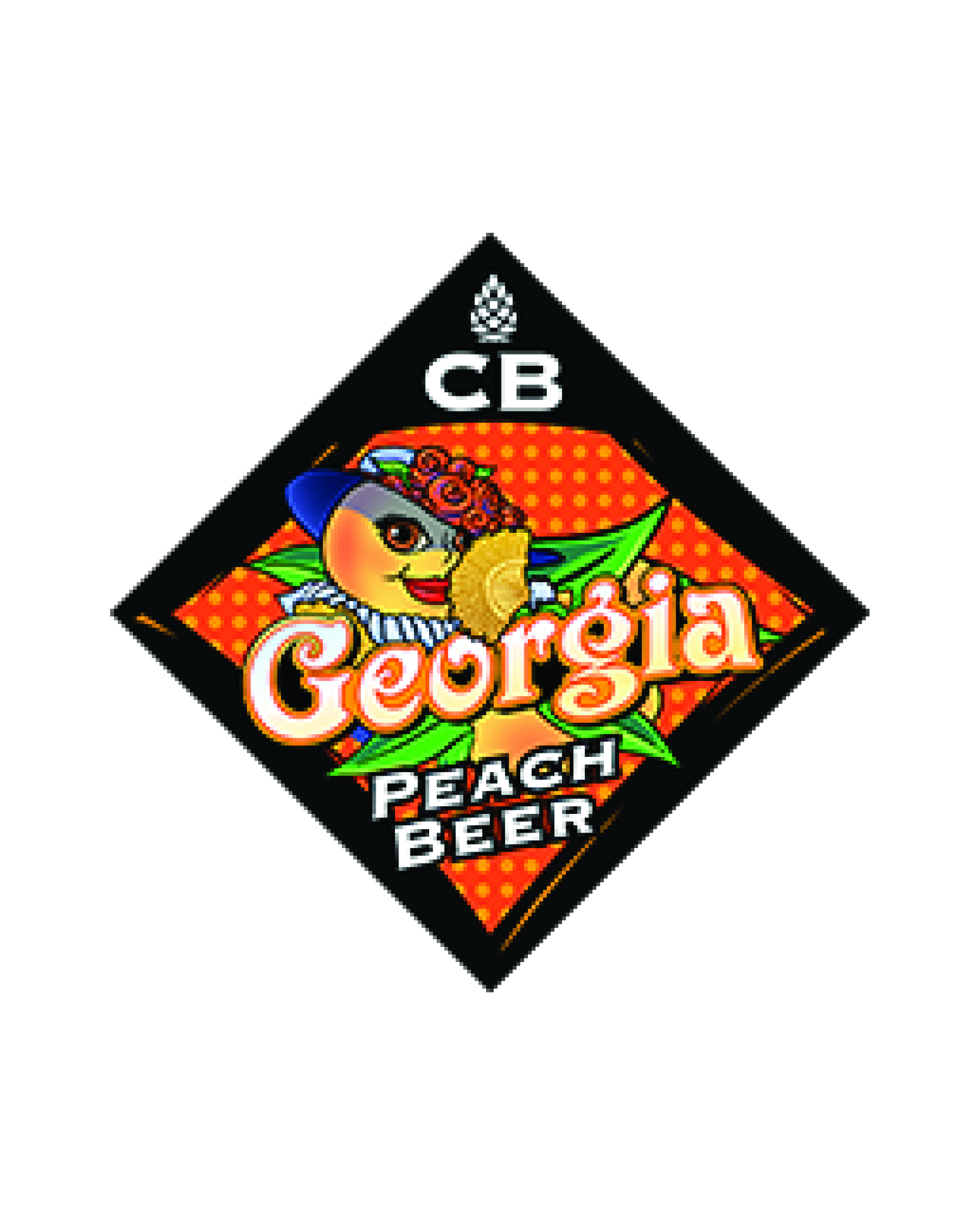 Craft Brewers Georgia Peach Beer