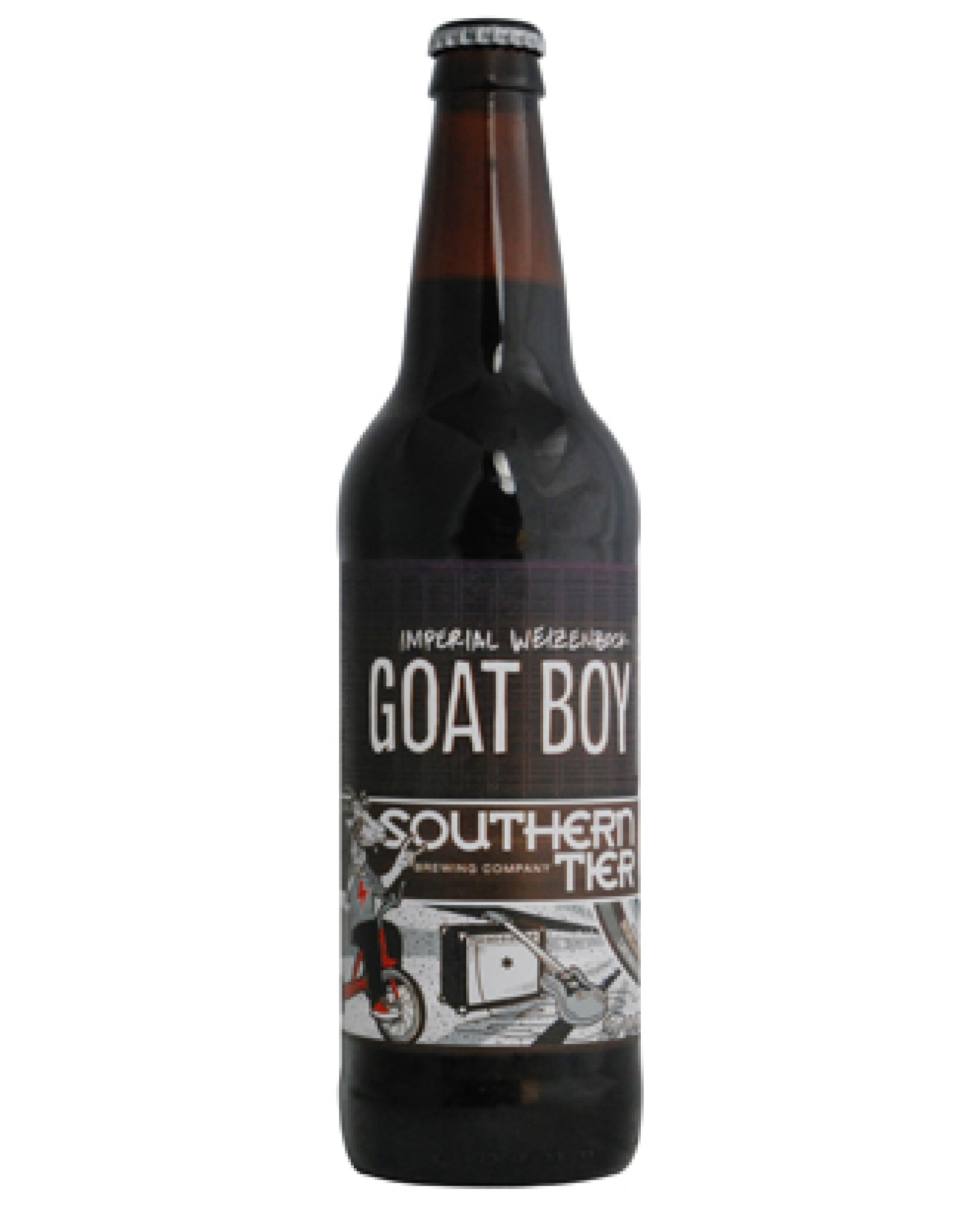 Southern Tier Goat Boy