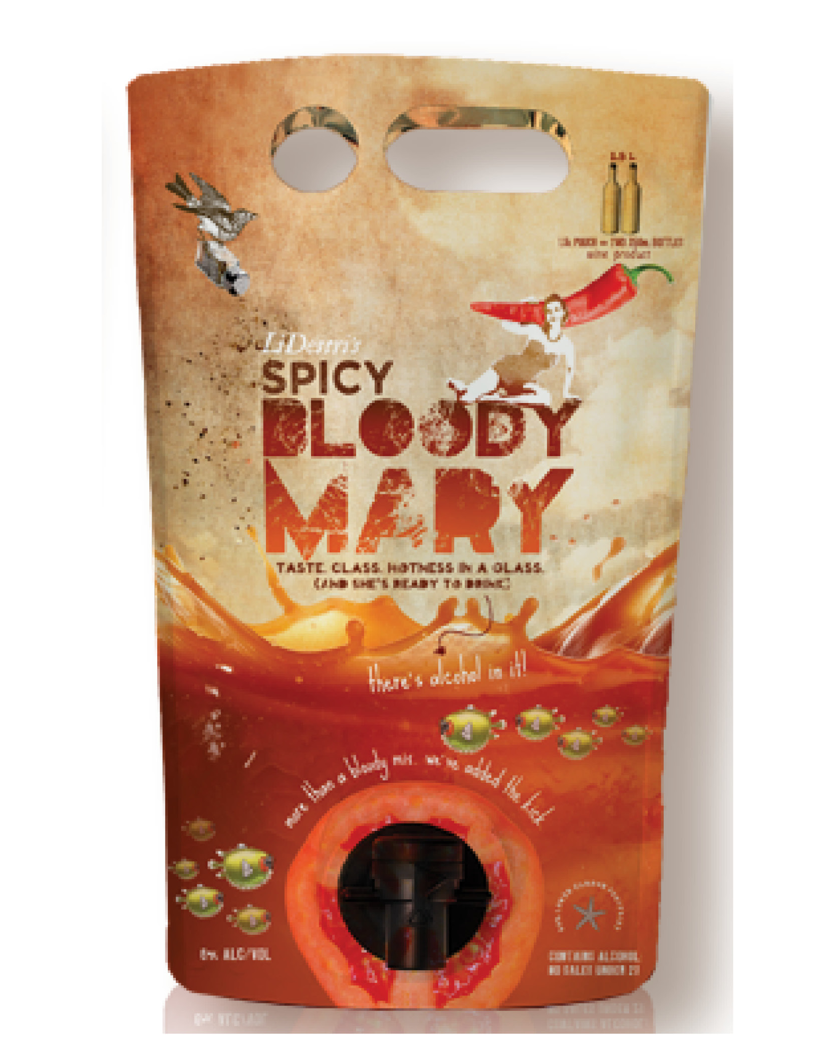 LiDestri Spicy Bloody Mary