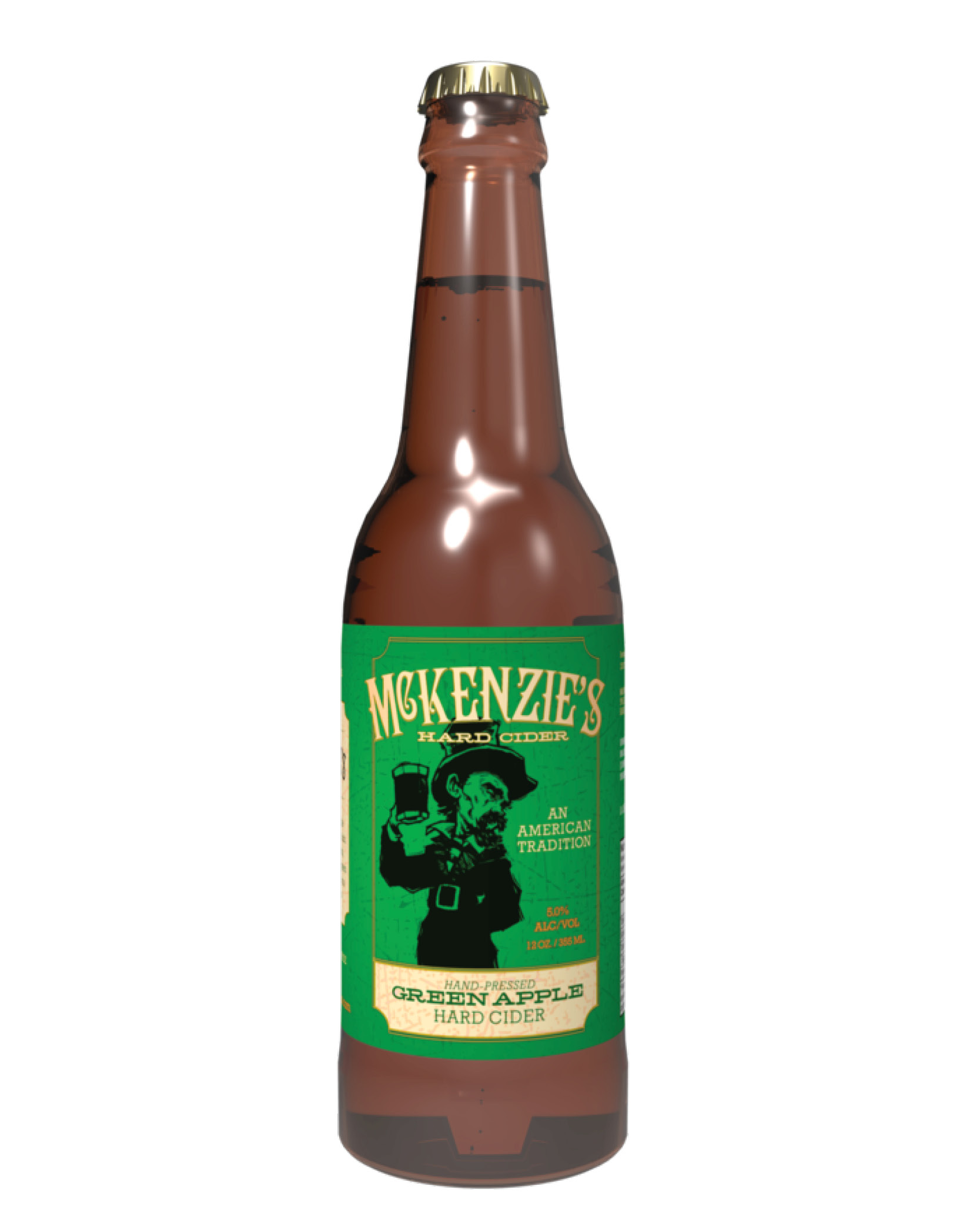 McKenzie's Green Apple Cider