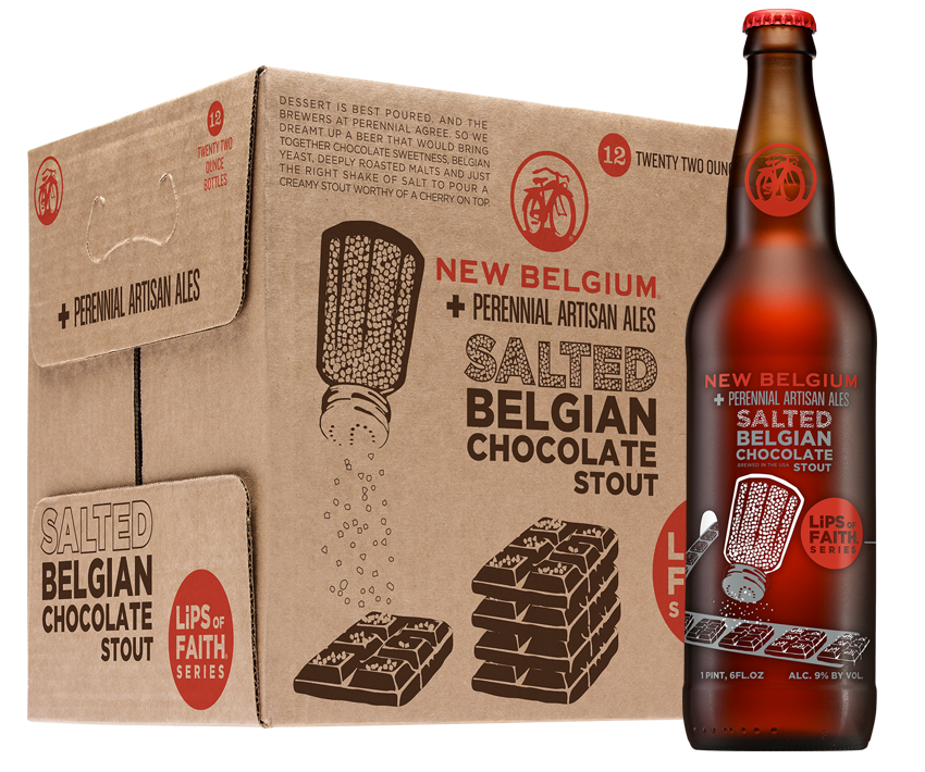 New Belgium Salted Belgian Chocolate Stout