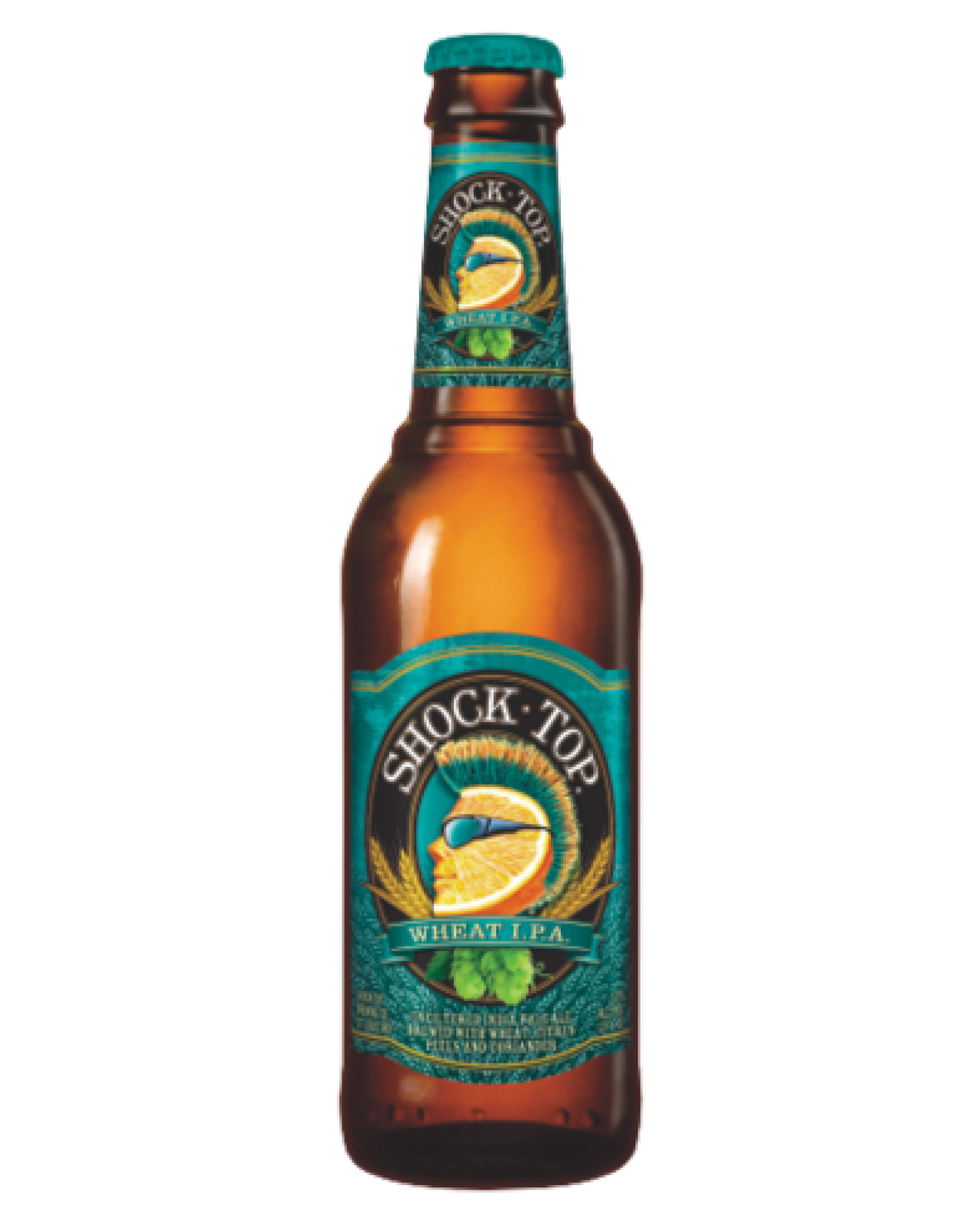 Shock Top Wheat IPA